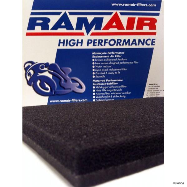 0222ab30d9 Ramair levegőszűrő szivacstábla 600x400 mm - BPracing.hu - webáruház ...