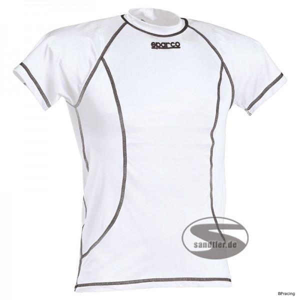 Sparco kartos póló (fehér) - BPracing.hu - webáruház 7877ff3e0a
